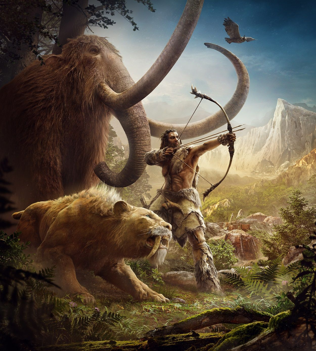 Far Cry Primal ouo mah gahd, mah wife got me this game and I can\'t ...