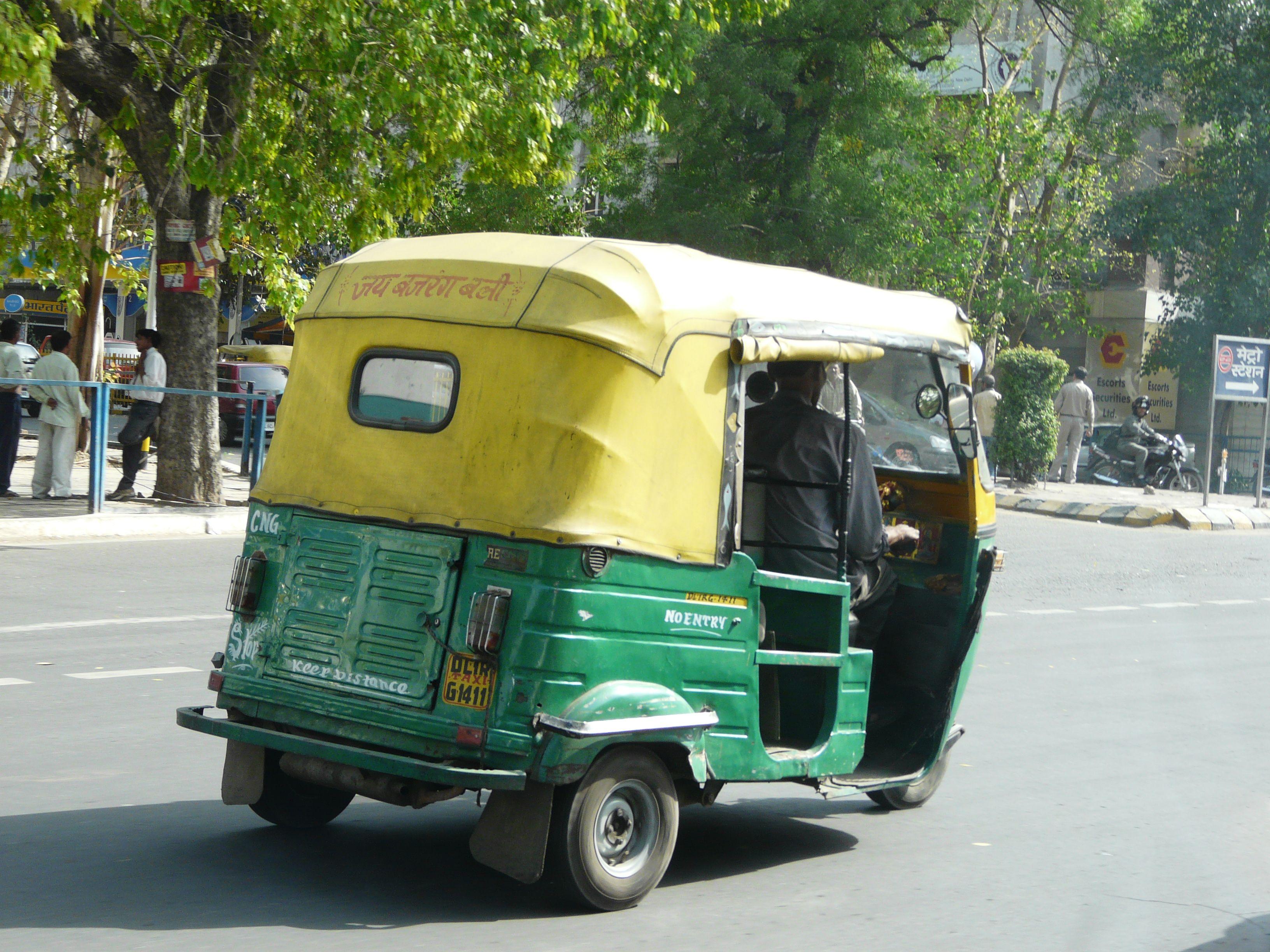 Tuk Tuk Vans, Vehicles, Betties