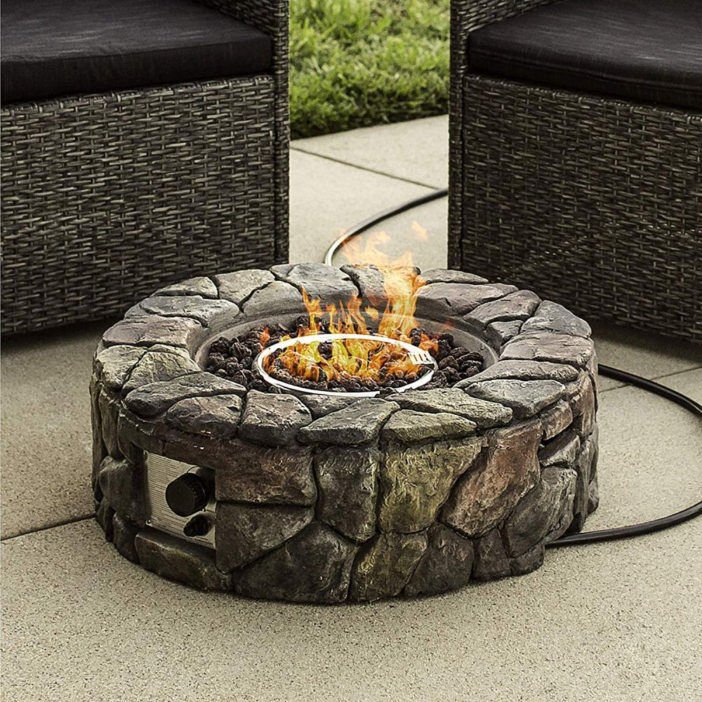 The 12 Best Fire Pits For The Perfect Outdoor Setup Gas Firepit Cool Fire Pits Fire Pit