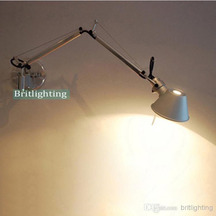 Swing Arm Lighting Task Adjule Work Lamps