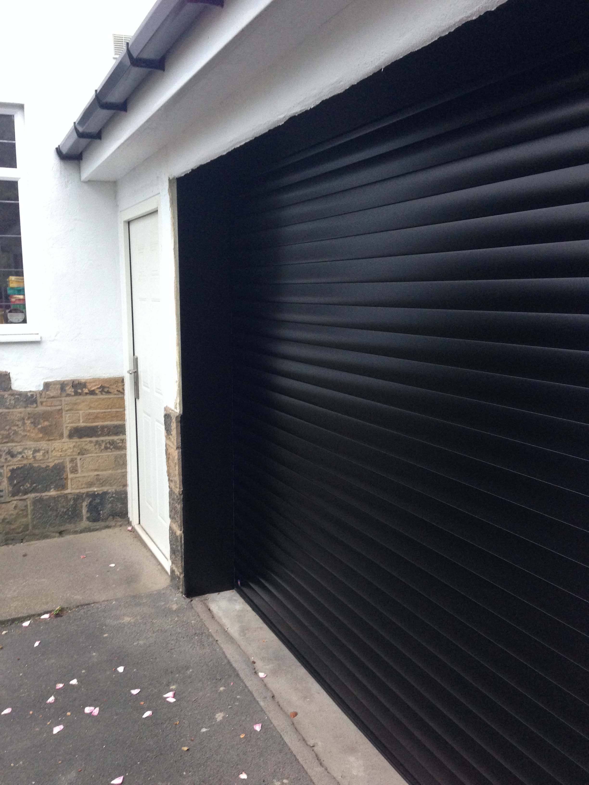 Hormann rollmatic made to measure installation by abi garage doors hormann rollmatic made to measure installation by abi garage doors rubansaba
