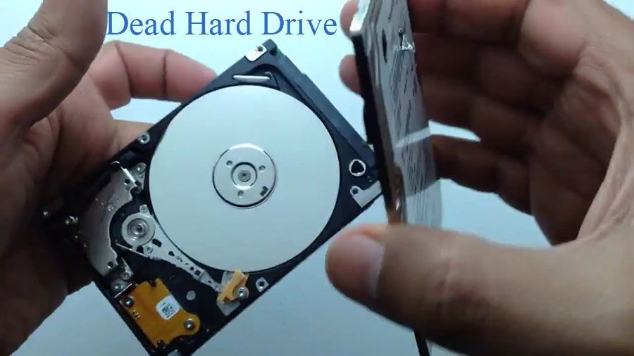 Hard Drive Dead Try The Best Dead Hard Drive Recovery Solution