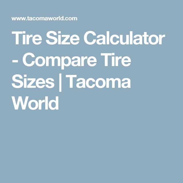 Tire Size Chart Inches Alum Northeastfitness Co