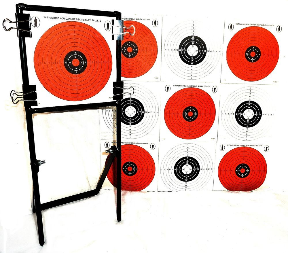 Pin on Targets and target holders
