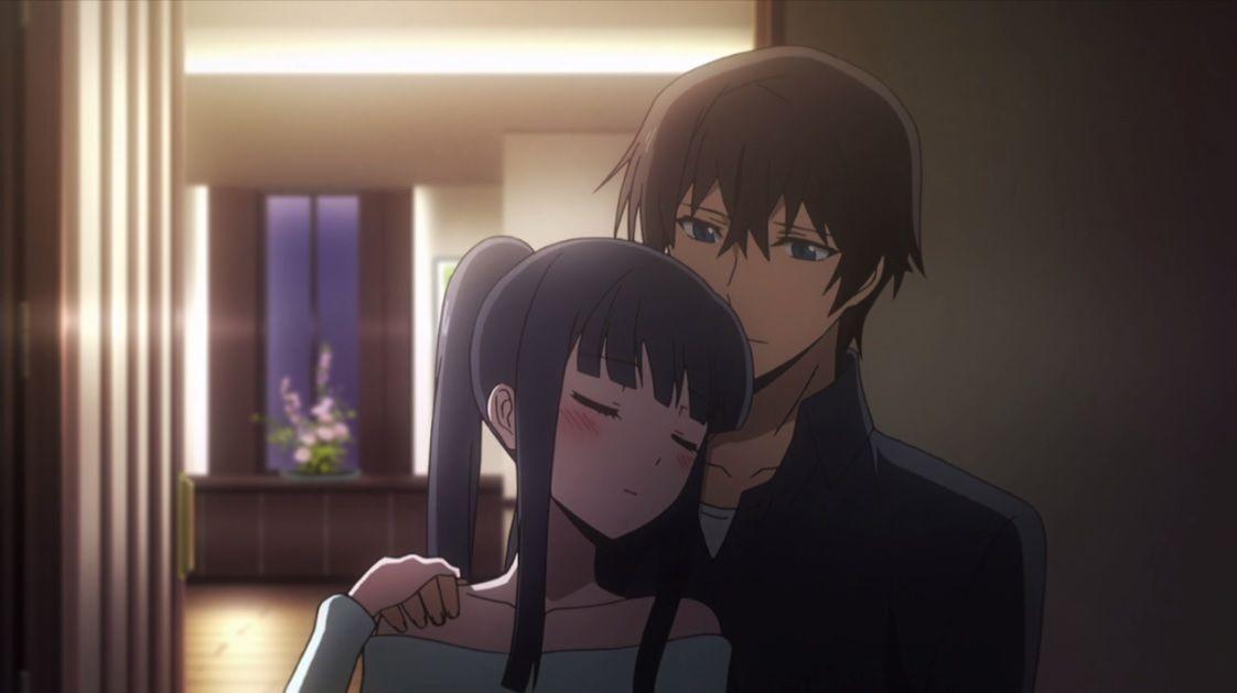 Mahouka Shiba Miyuki Tatsuya Anime Anime Romance