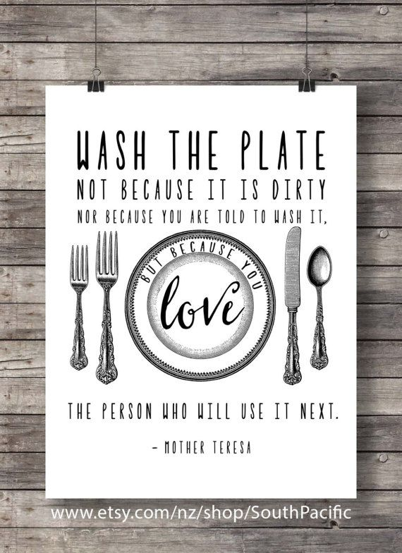 Welcome Home Inspirational Quote Poster Art Print A6-A0 Decor Love Wife