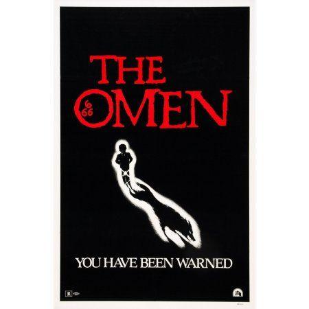 The Omen Canvas Art - (11 x 17)