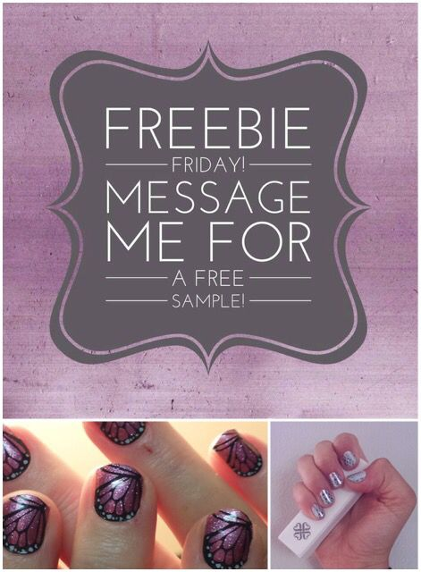 Never tried Jamberry? Send me a message or complete the sample - sample request forms
