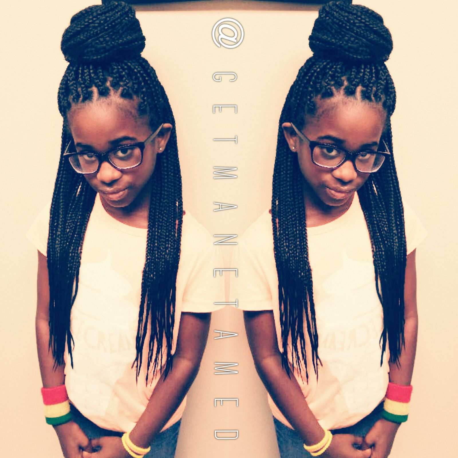 Kids Box Braids Braids And Marley Twists Havana Twists