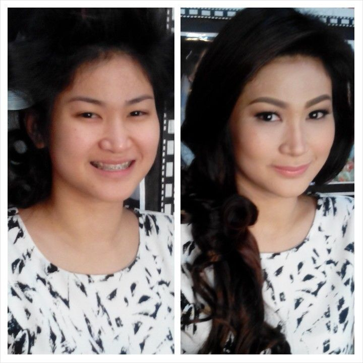 Trial Make Up Yesterday For Soon To Be Bride Anj. She Said