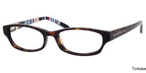 8eaa5da5e8cd Kate Spade Twyla Eyeglasses Frames  br  Prescription Lenses Fit ...