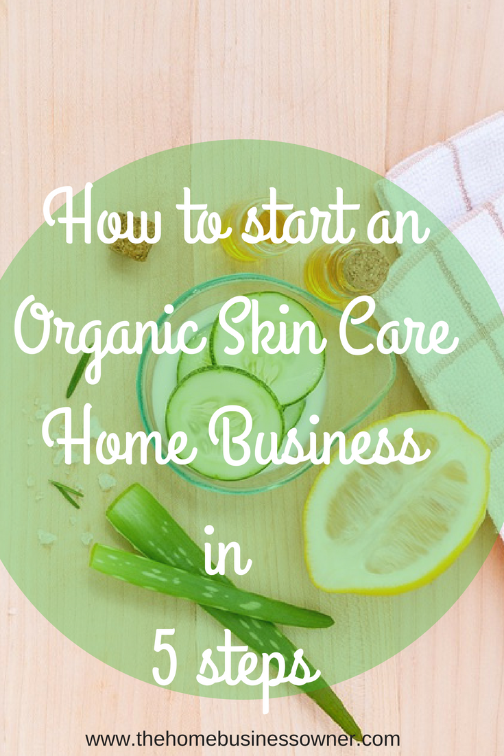 How To Start An Organic Skincare Business Thbo Blog Organic Skin Care Skin Care Natural Hair Mask