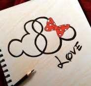 Drawing easy cute disney 19+  ideas #drawing