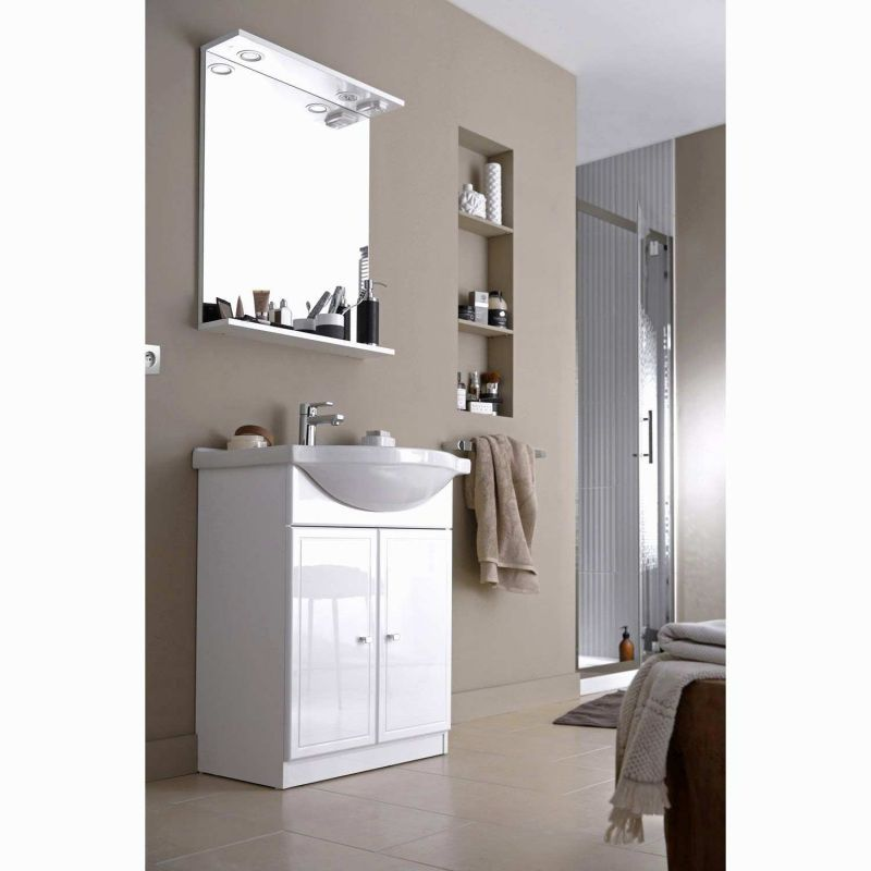 20 Tabouret De Salle De Bains Leroy Merlin 2018 With Images Lighted Bathroom Mirror Bathroom Lighting Home