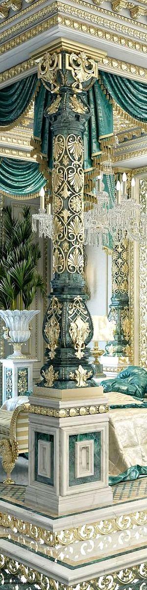 Exculsive Royal Master Bedroom Design