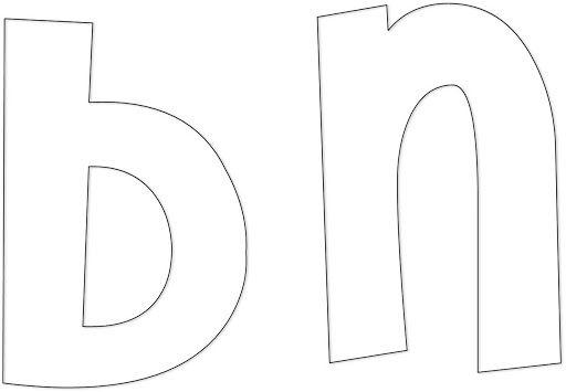 Moldes De Letras Para Imprimir Moldes De Letras Letras