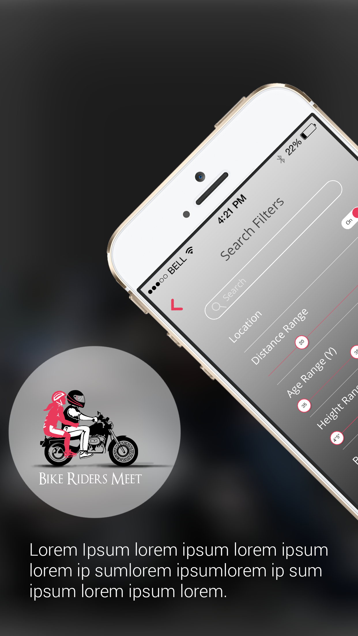 uploading screen pattern design by mrv group Iphone