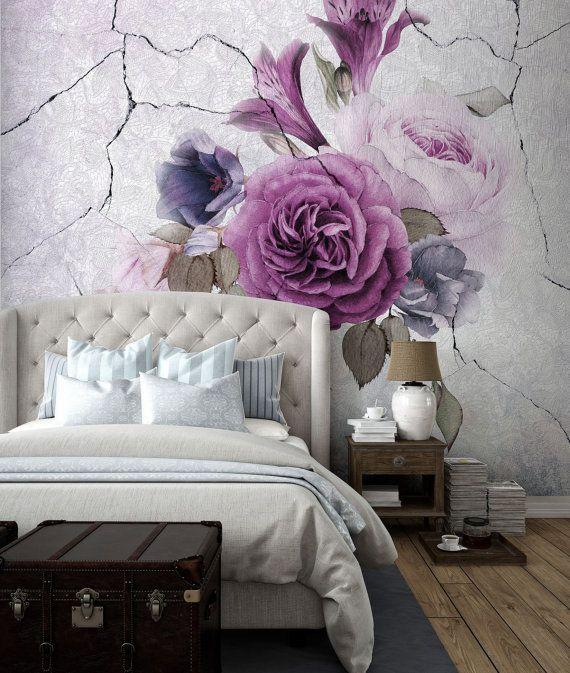 Ameli Customized Unique Wallpaper Removable Washable And Etsy Vinyl Wallpaper Room Decor Decor