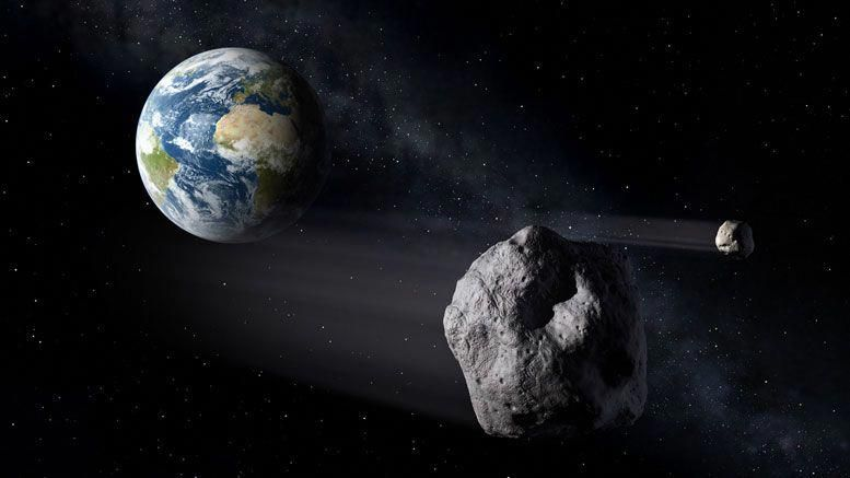 Nasa Researchers Simulate Life Threatening Asteroid Impacts With