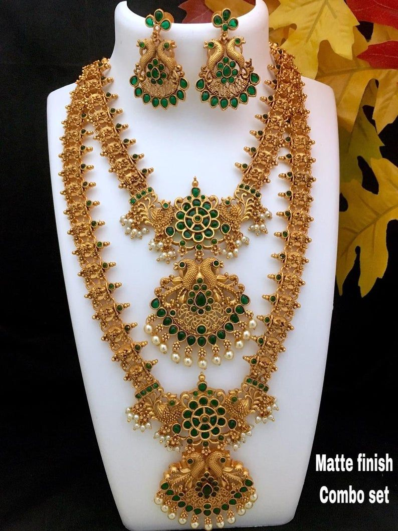 South Indian Set Traditional Indian Temple Jewelry Chain Etsy In 2020 Indian Wedding Jewelry Sets Bridal Gold Jewellery Designs Gold Mangalsutra Designs,Sri Lanka Bathroom Designs Photos