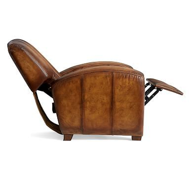 Elliot Leather Recliner Wish List In 2019 Leather