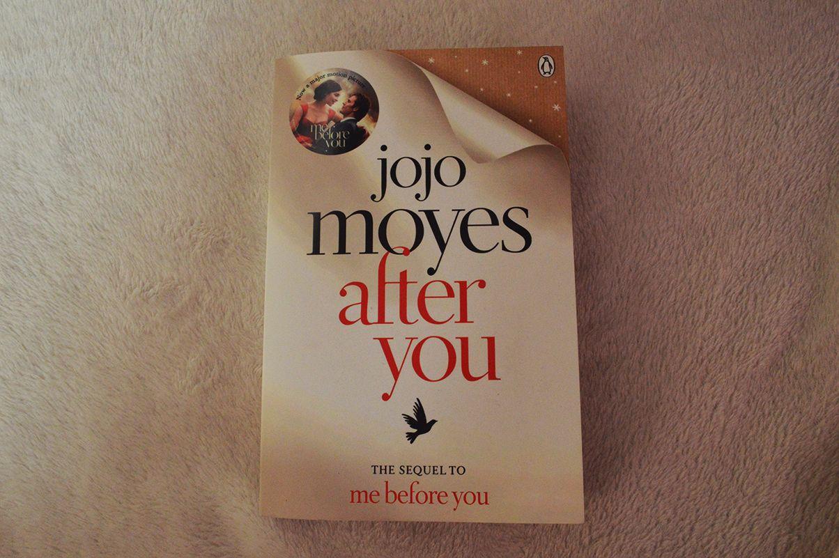 Resenha: After You - Jojo Moyes   Cidade das Cerejas