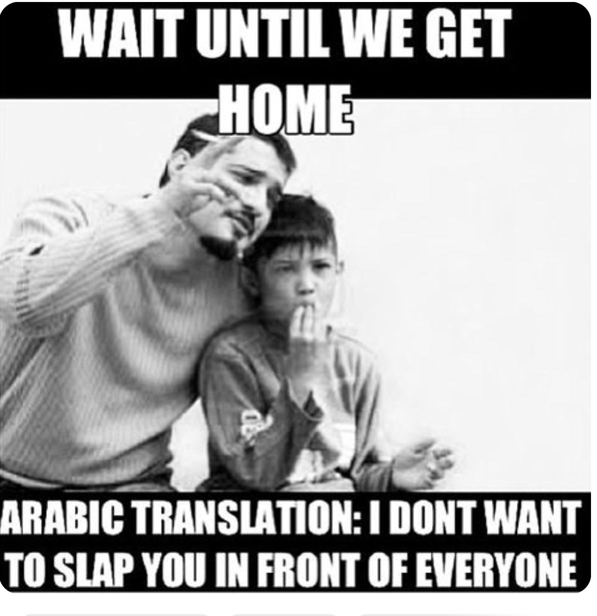 Normal Day With Arab Parents Funny Instagram Memes Awkward Funny Funny Memes