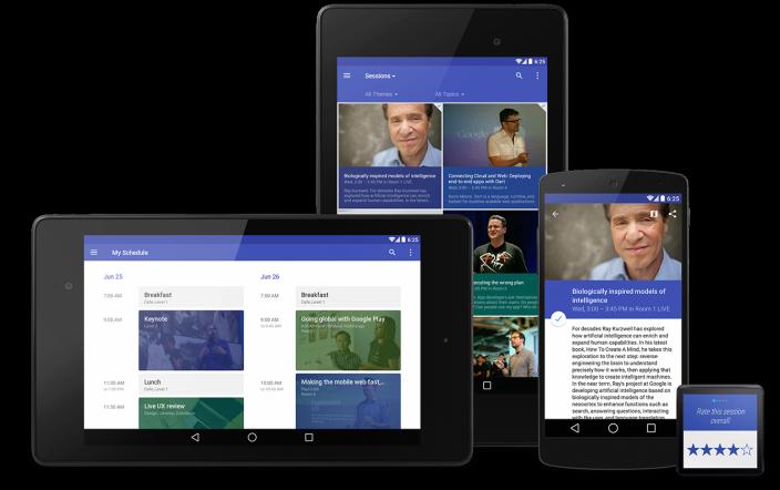 Google announces AppCompat version 21, allows for Material Design on pre-Lollipop devices