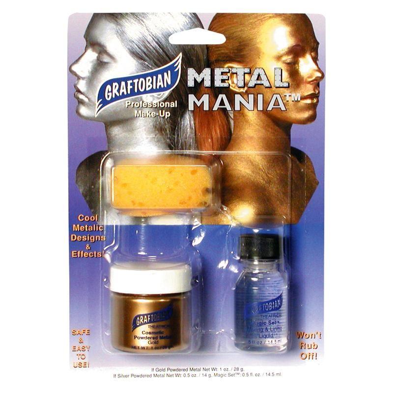 Graftobian Metal Mania Kit
