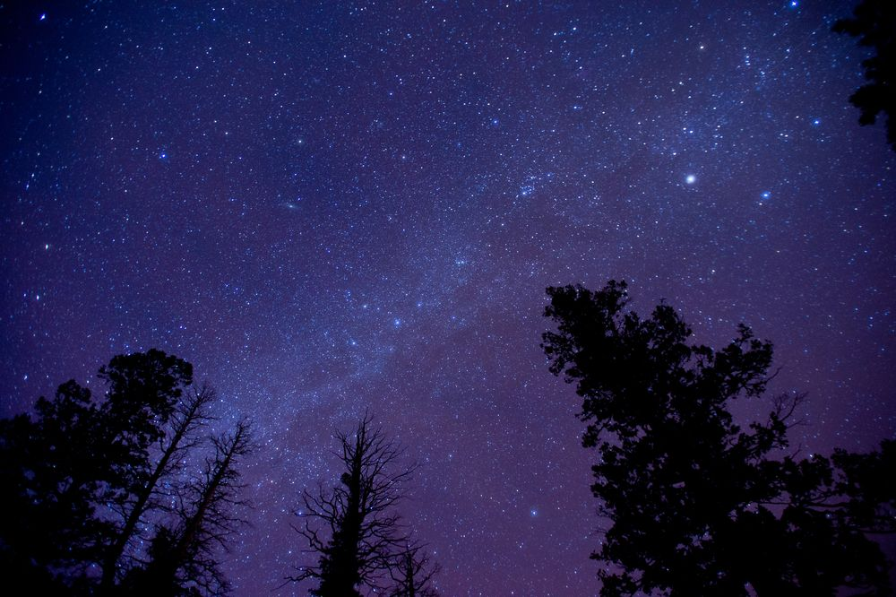 Good Night From The Smoky Mountains Stargazing North