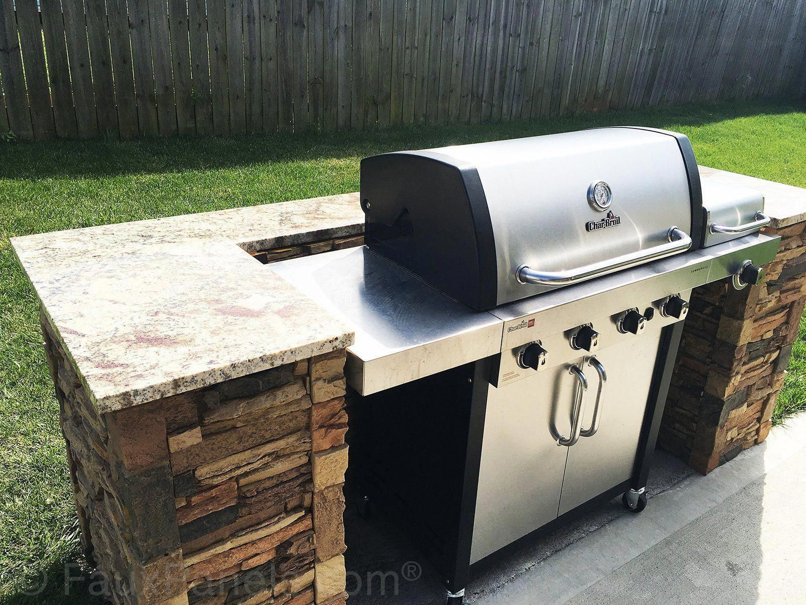 Fantastic Built In Grill Diy Information Is Readily Available On