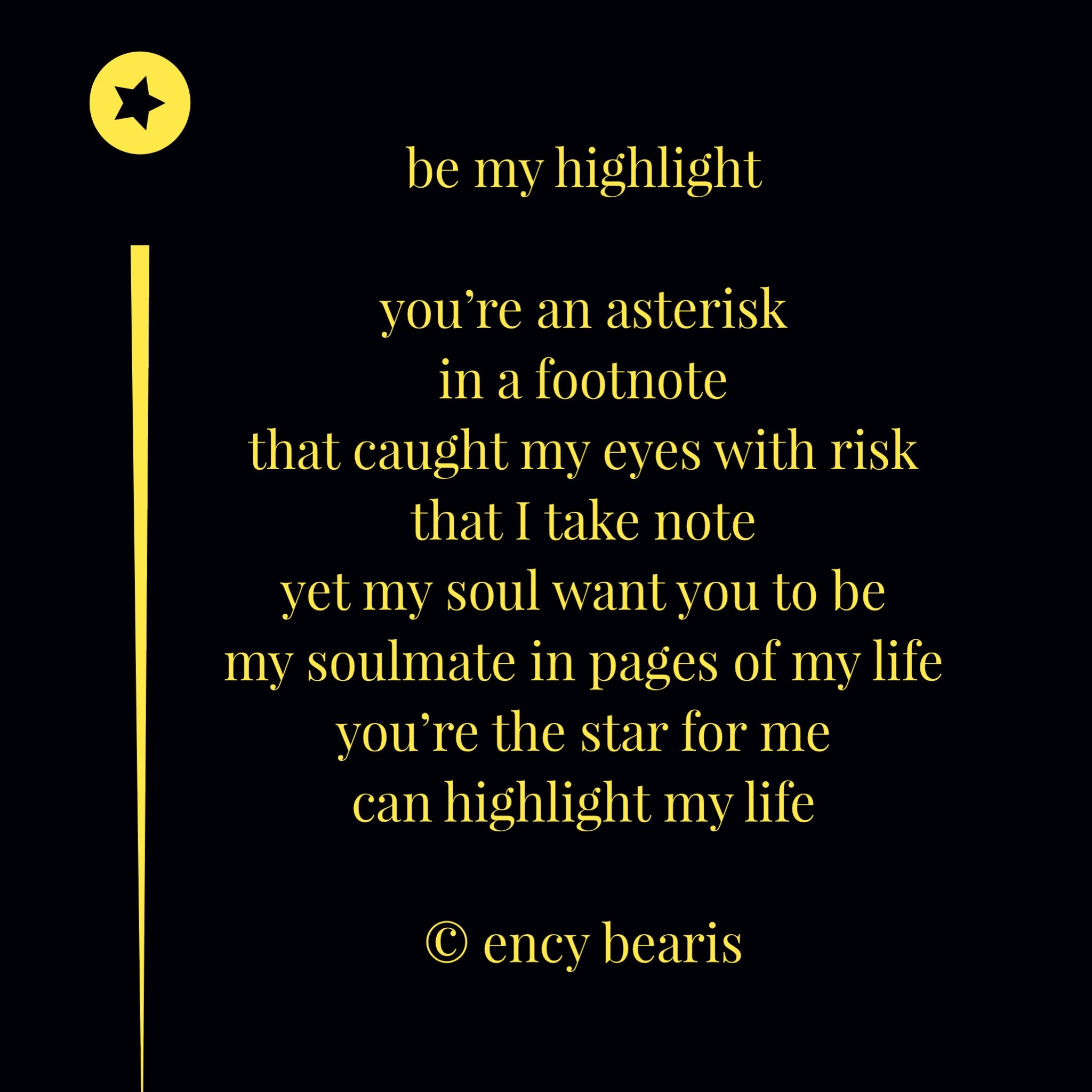 Pin by Ency Bearis on A Quote (With images) | My soulmate