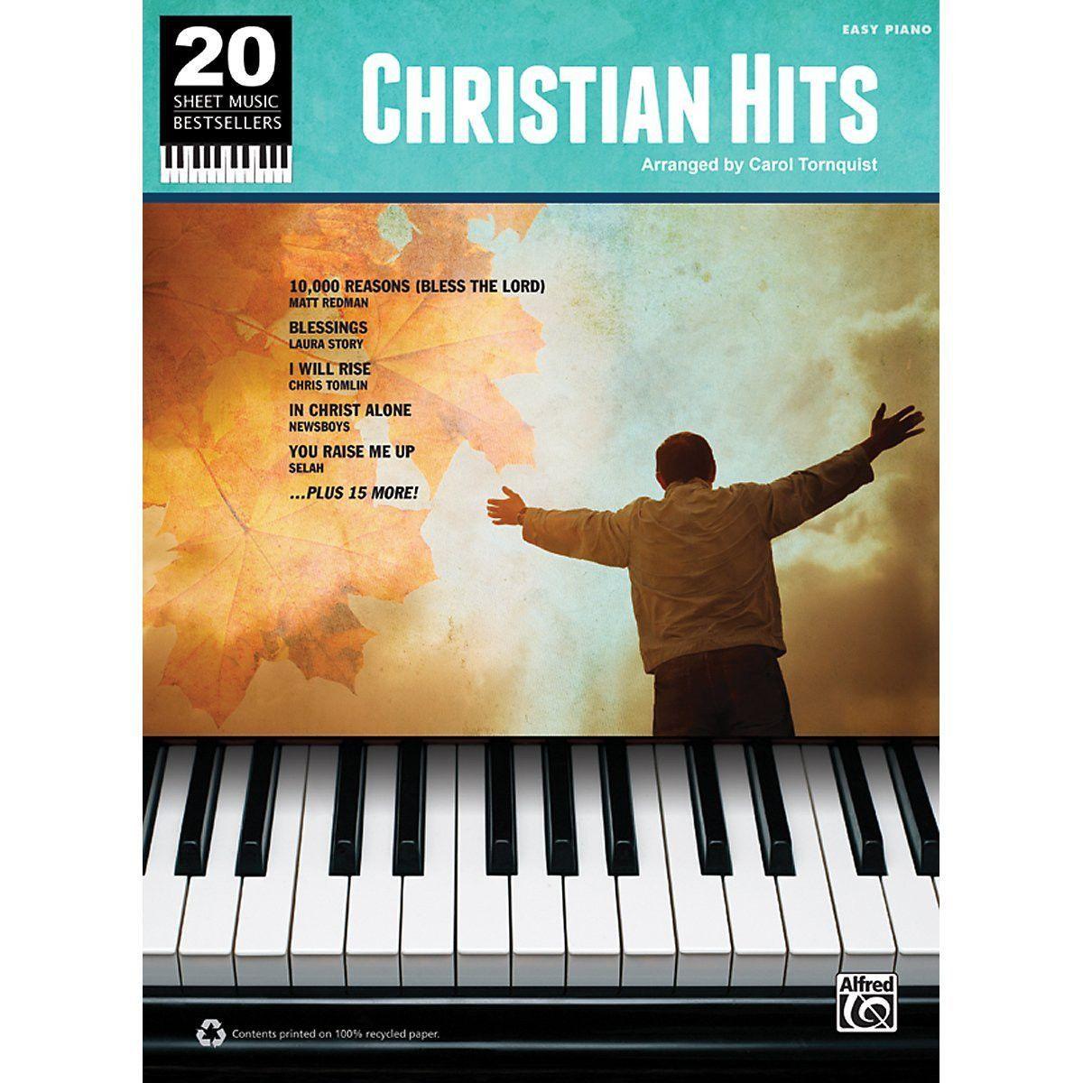 Christian hits easy piano book 20 sheet music bestsellers alfred christian hits easy piano book 20 sheet music bestsellers alfred hexwebz Gallery