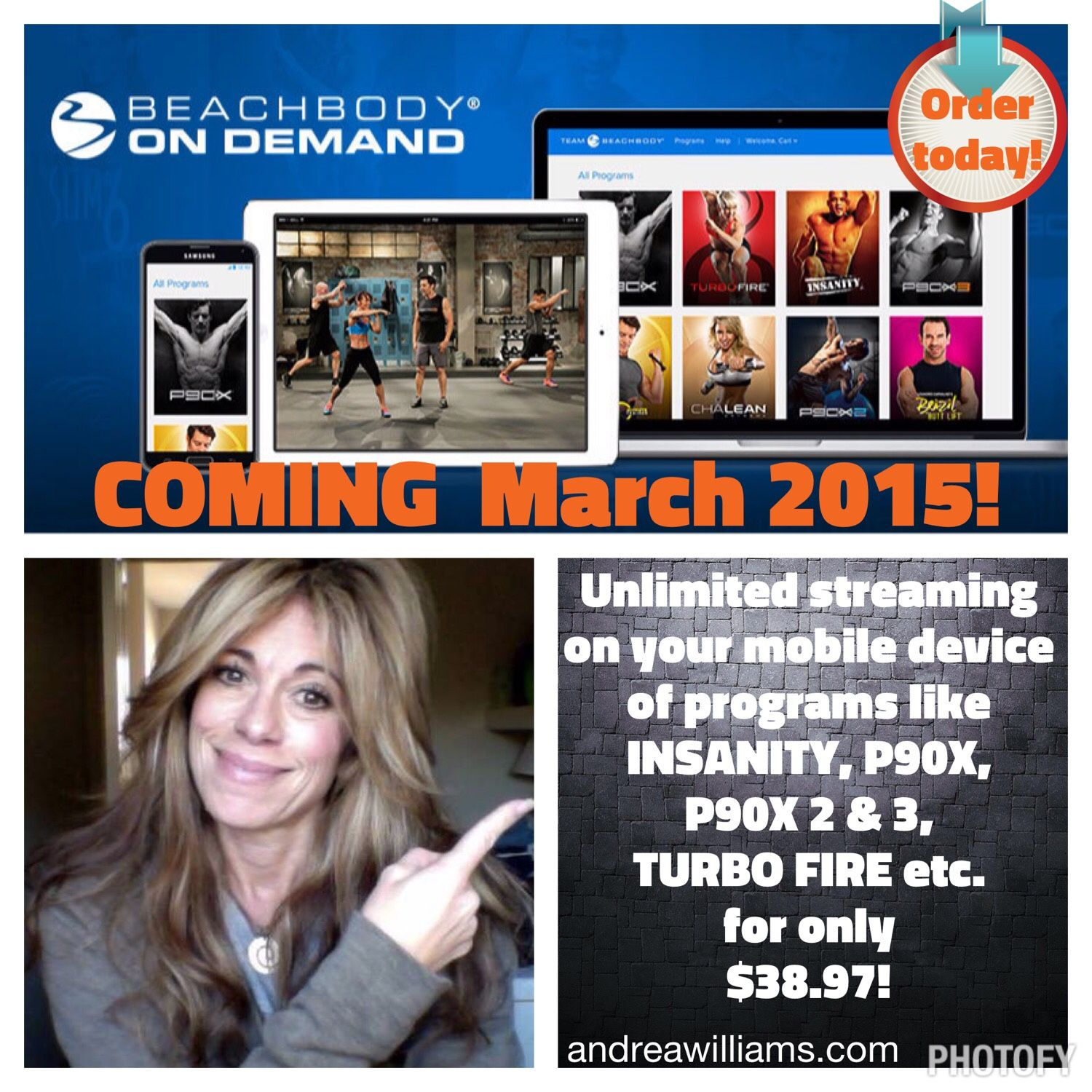 Beachbody Is Going Digital Unlimited Downloads Of Your