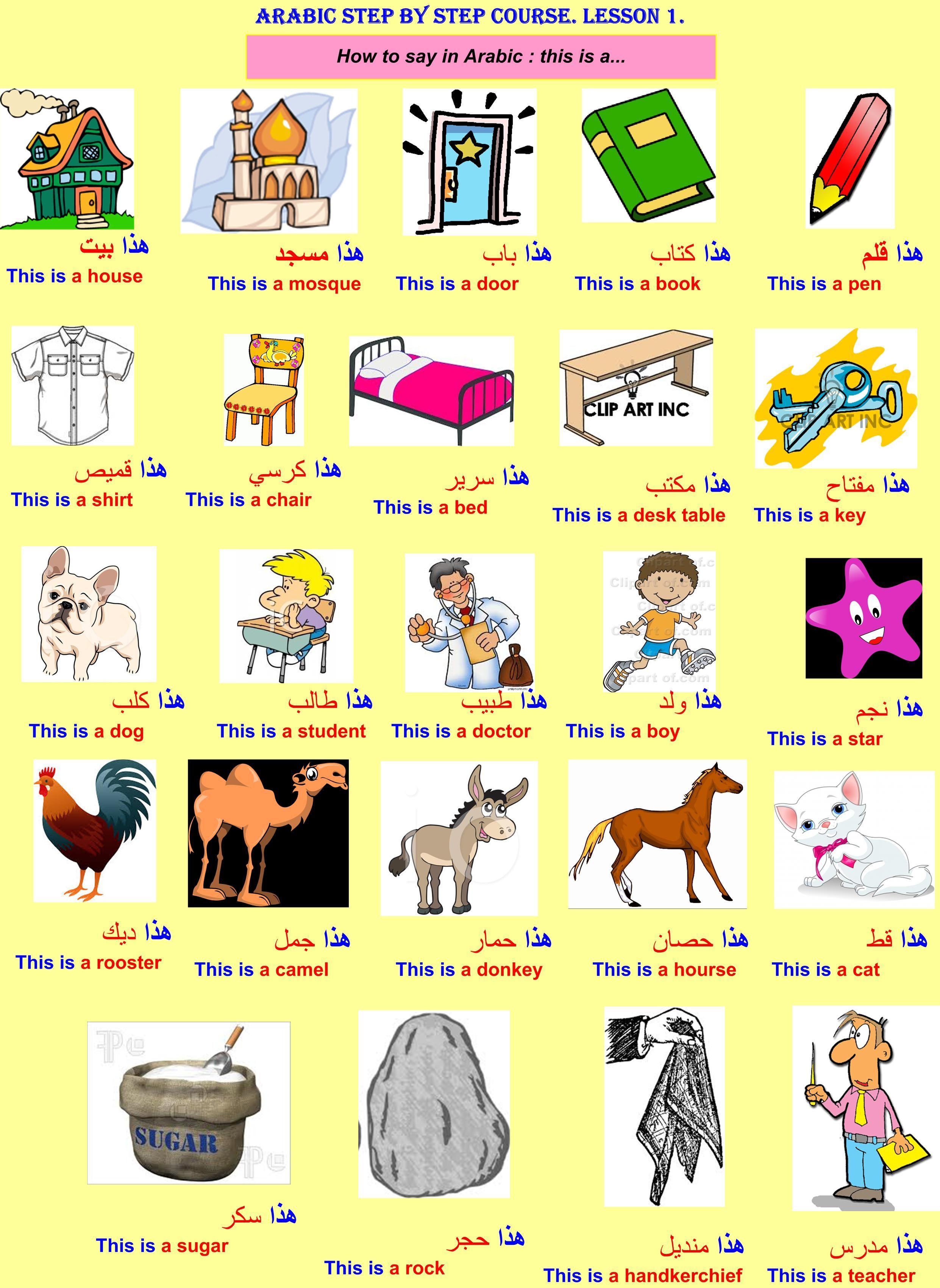 Best 25 Arabic Language Course Ideas