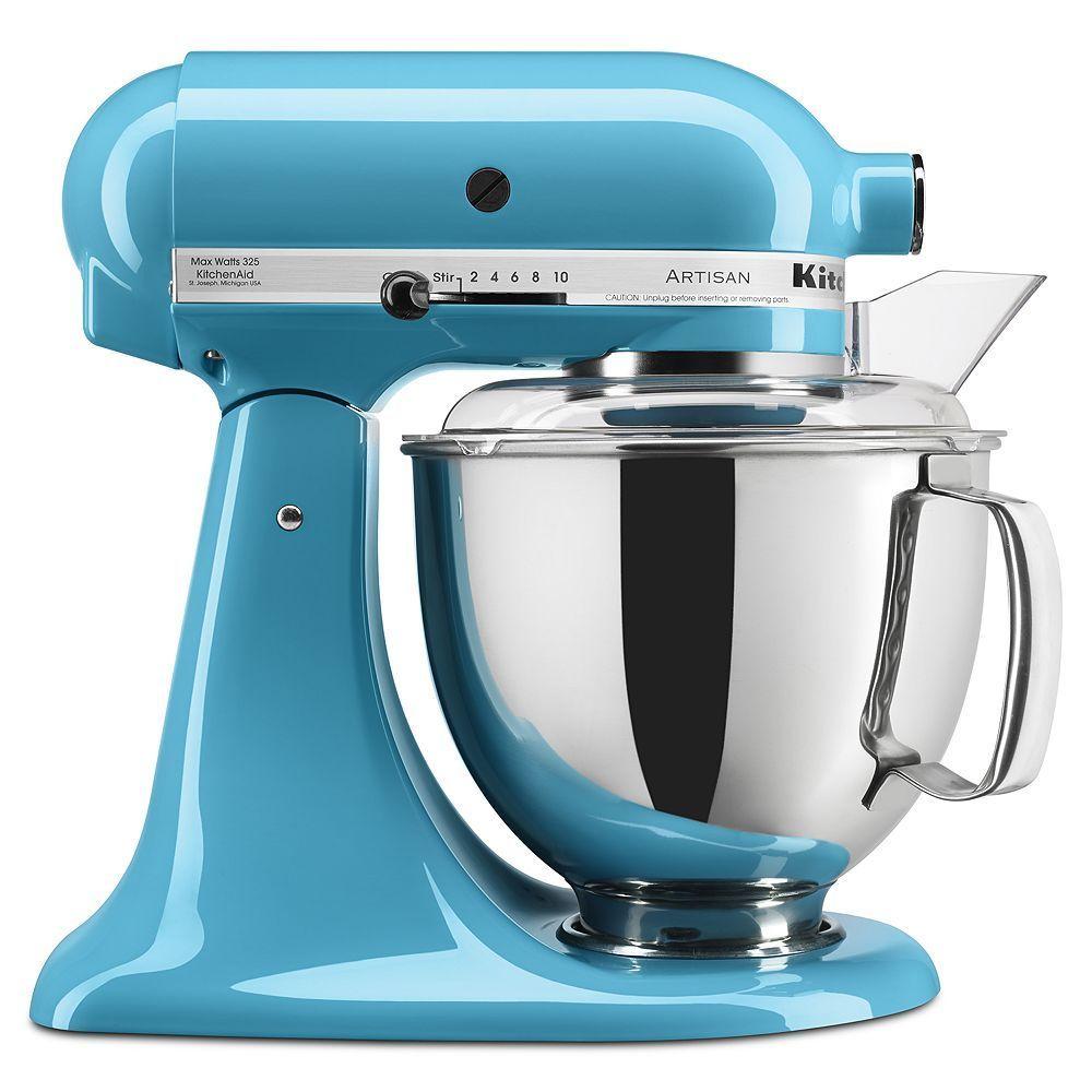 Kitchenaid Ksm150ps Artisan 5 Qt Stand Mixer In 2019