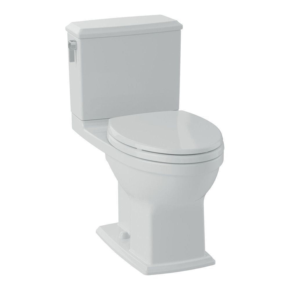TOTO CST494CEMFG#01 Connelly Two-Piece Toilet 1.28 GPF & 0.9 GPF ...