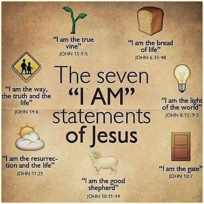The 7 I Am Statements of Jesus | Courageous Christian Father