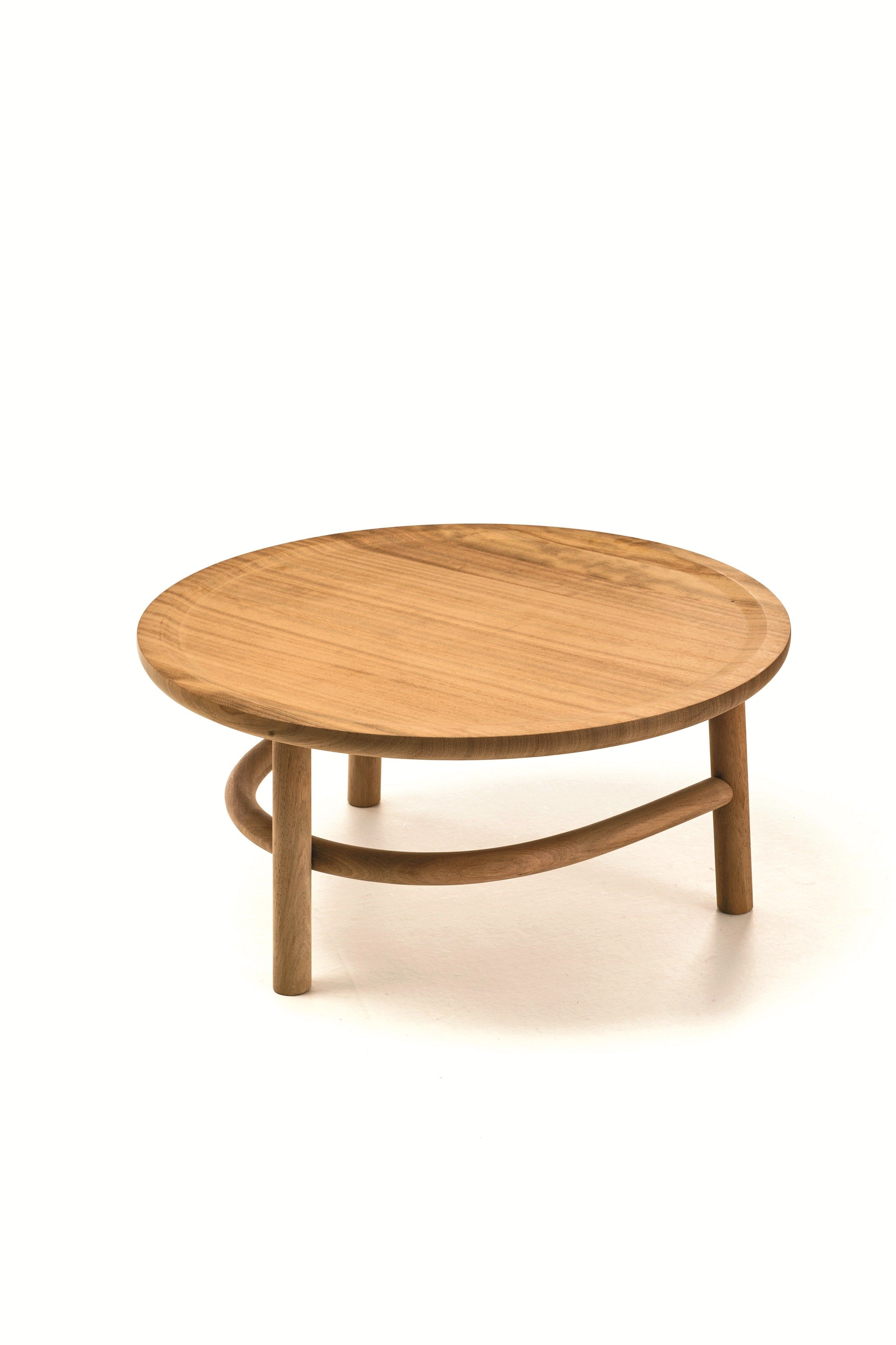 Unam Rocking Chair By Very Wood Design Sebastian Herkner Round Wooden Coffee Table Solid Coffee Table Table [ 3464 x 2309 Pixel ]