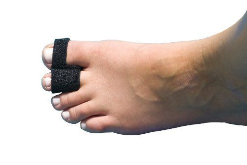 Plastalume Digiwrap Too Adjustable Toe Splint, Size 5 ** Click image to review more details.