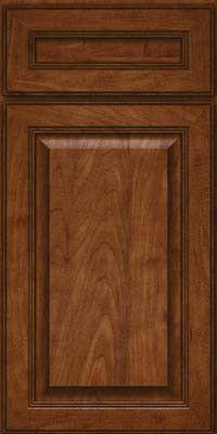 KraftMaid Cabinets -Square Raised Panel - Solid (LCM ...