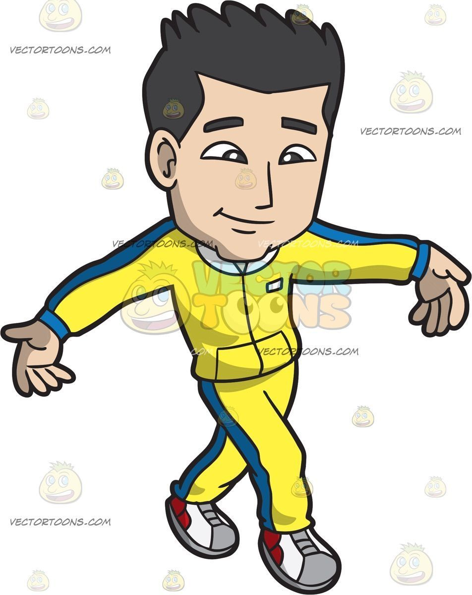 Black and yellow hair boy a cool man doing the b boy dance a man with black hair wearing a