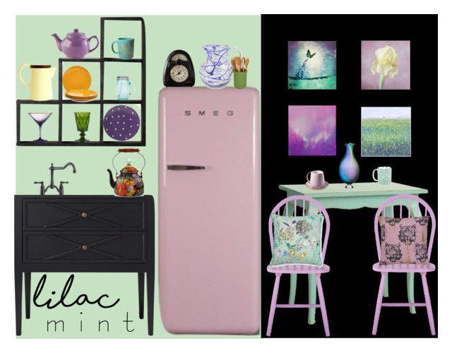 Mint Lilac Design That I Love