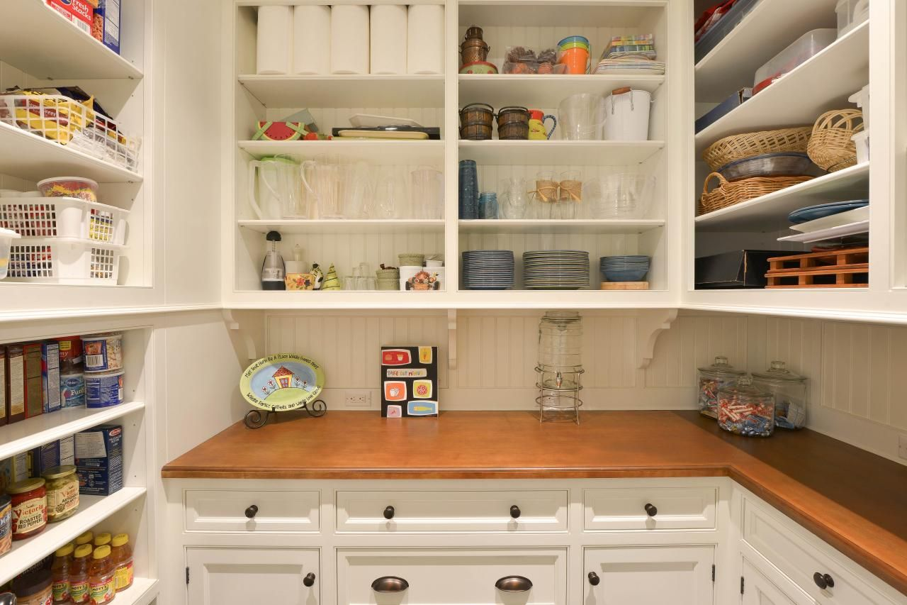 Here Are Ways To Add Functional Space To Your Kitchen Pantry - How to add a pantry to your kitchen