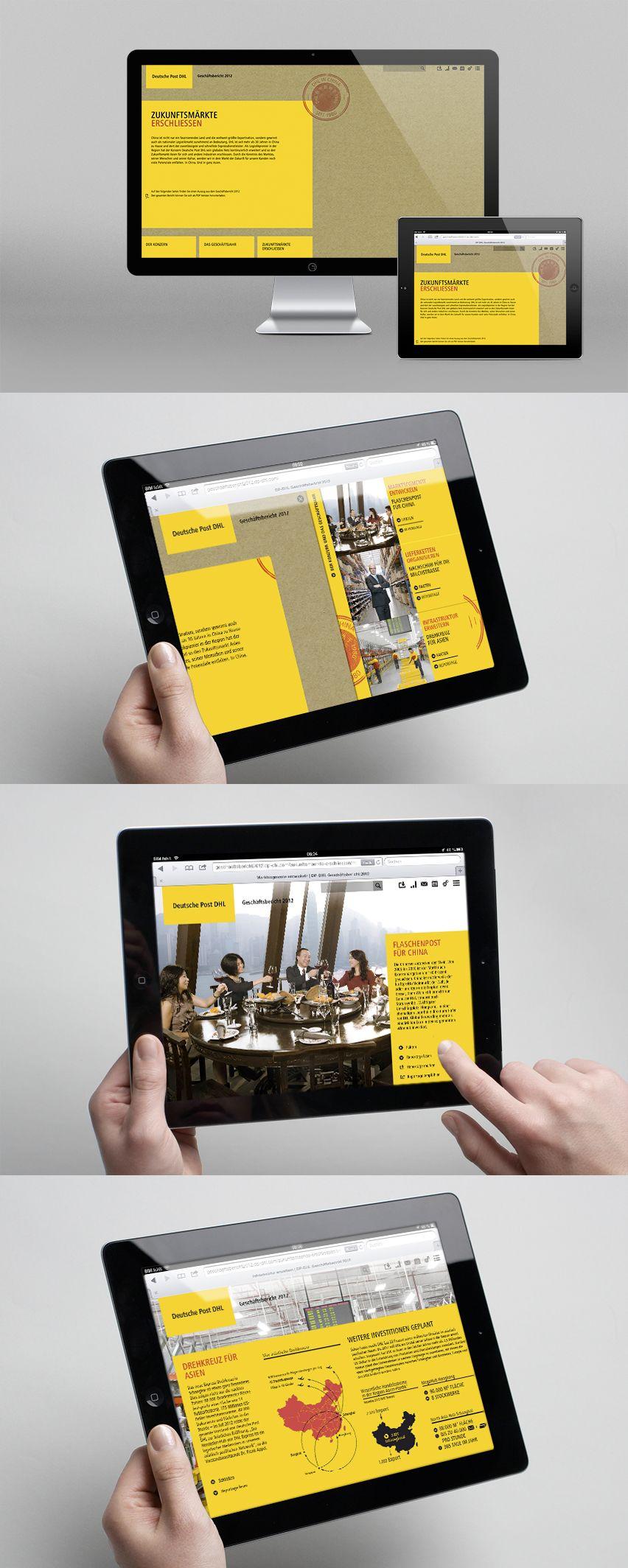 hw.d / Online Geschäftsbericht 2012 Geschäftsbericht