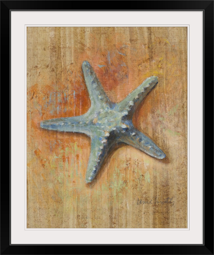 Starfish I In 2020 Canvas Prints Contemporary Paintings Framed Prints