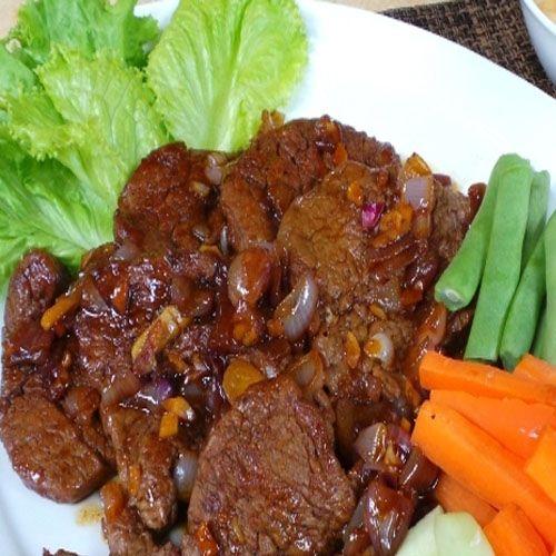 Resep Bistik Daging Rumahan Yang Enak Resep Daging Resep Masakan Resep Masakan Indonesia