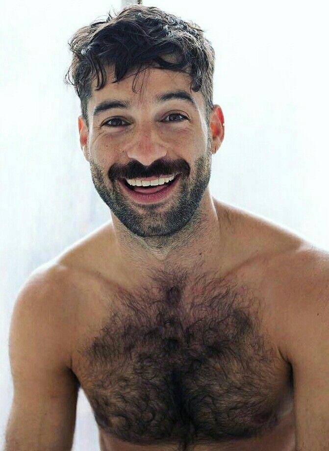 Hairy gay men com