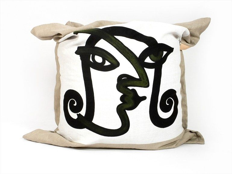 Bean Bag With Removable Cover FLOUR FELLOW ART By Green Furniture Sweden |  Design Johanna Hansson Good Looking