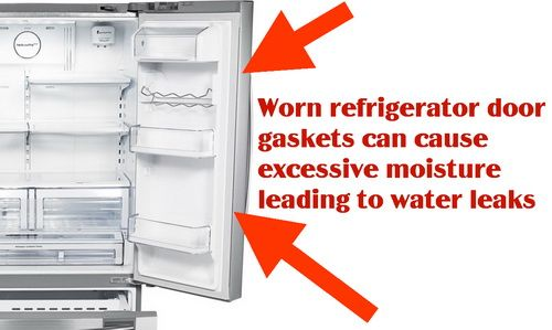 5 Ways To Fix A Refrigerator Leaking Water Refrigerator Fridge